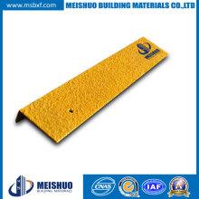 Heavy Duty Antislip FRP Nosing para Steel Stair Step