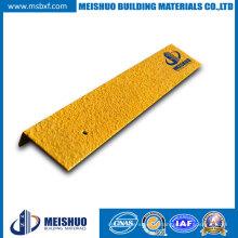 Orange Carborundum Insert Glass Fiber Stair Nosing
