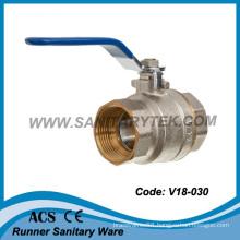 Water Brass Ball Valve (V18-030)