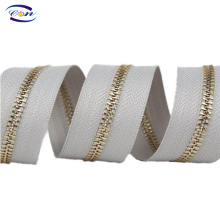Newest design top quality custom zipper long chian