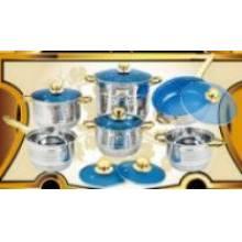 14 комплектов посуды SS