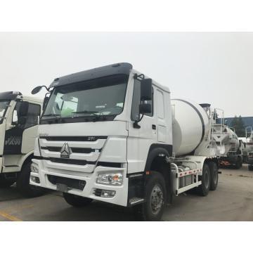 Camión hormigonera Sinotruck HOWO 10M3 8M3