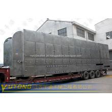 Máquina de secagem de algas industriais contínuas DWT