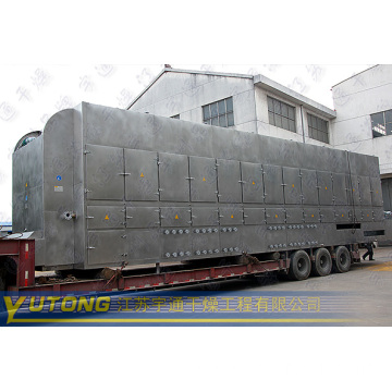 Stainless Steel Belt Dryer for Pharmaceutical Product