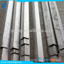 ISO certification AISI 308L Stainless steel angle beam