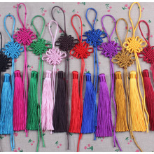 Small Chinese knot tassel for holiday decoration