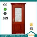 Interior Melamine MDF Composite Architectural Door