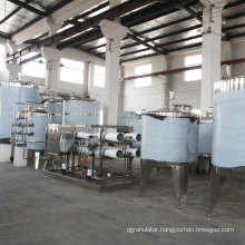 Water purifying system for pure driking water