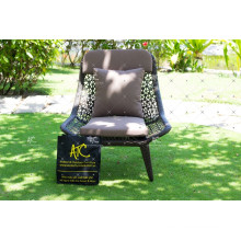 Modern Design Poly Rattan Dining Chair for Outdoor Furniture