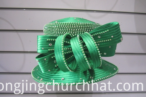 Satin Ribbon Millinery Hats