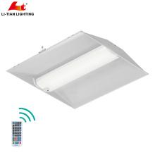 30watt 36watt 4ft 2 side recessed emergency acrylic led troffer light acrylic