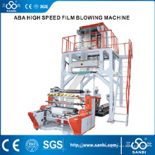 ABA High Speed ​​Three Layers Film Blowing Machine