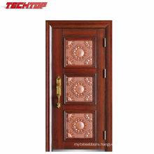 TPS-133 Import China Doors Steel Security Iron Door