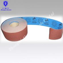 100mm * 50m pferd marke hand verwenden weiche abrasive tuch rolle