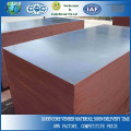 Poplar Core Black Color 18 MM Shutter Plywood