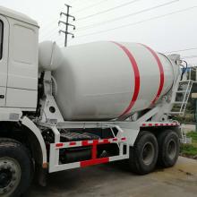 Caminhão do misturador concreto de 10 CBM 6 * 4