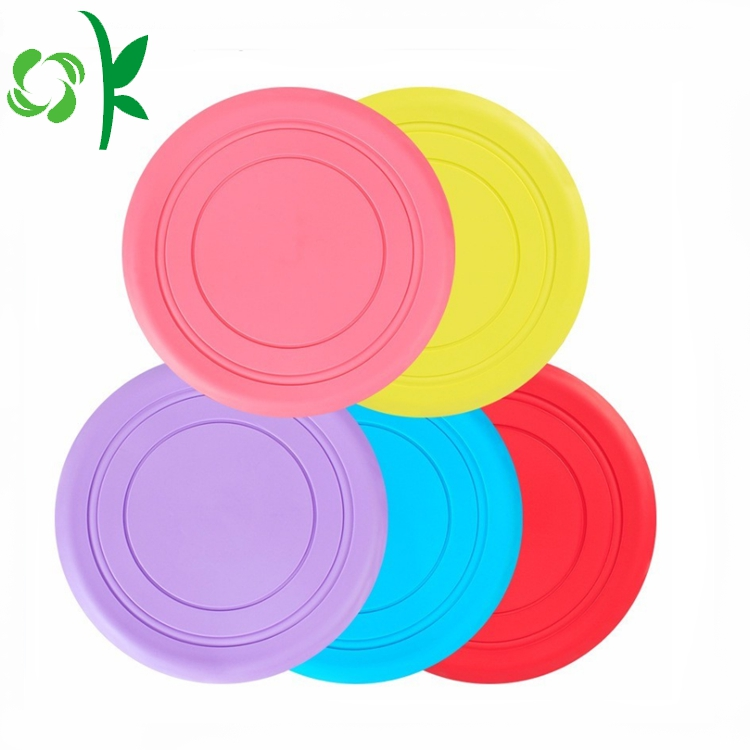 Silicone Pet Frisbee