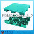 Plastic pallet injection mold, HDPE logistic recycle moulding