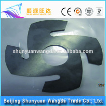 Tungsten carbide cnc inserts parts for tool milling machine