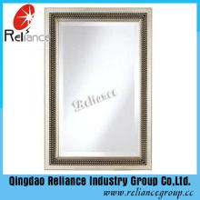 Espejo / espejo impreso / espejo de la hoja / espejo de aluminio / espejo de la pantalla de plata / espejo de los muebles