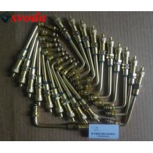 Terex tr35 parts crooked steam control valve,crooked stem valve 09384204