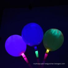 LED Flashing Latex Bolloon Helium Balloon Latex Flashing Balloons