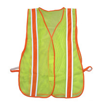 Customized Safety Reflective Vest with High Level Reflector