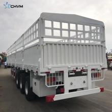 Полуприцеп ограждения грузовика с боковой стенкой 40 футов