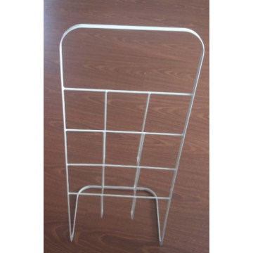 Magazine Rack, Slab Design ,Metal, Powder Coated