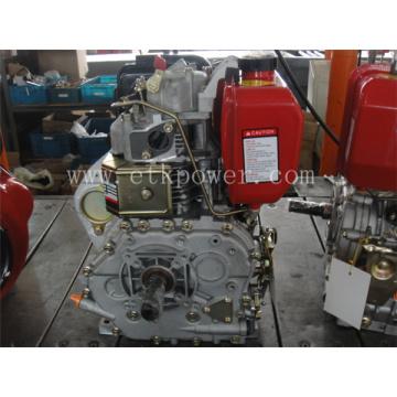 12HP Diesel Engine with Keyway Shaft