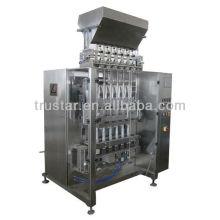 DXDK 750 granule multi-lane stick packing machine