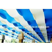 Película colorida do teto do estiramento do PVC da venda quente 250d * 250d