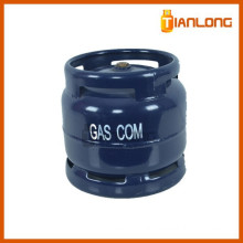 African 6KG Lpg Gas Cylinder Prices , Tank for Lpg
