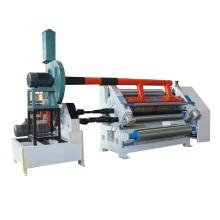 High performance fingerless type single facer corrugated box machine