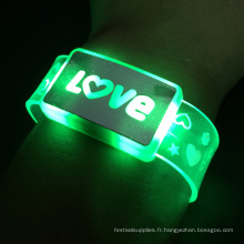 Nouvel An 2017 Love Light Led Bracelet