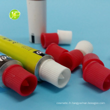 Aluminium pliable Tubes des Tubes de peinture Tubes d'emballage