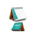 2017 Customzied Art Paper Professional Design Desk Calendar Printing