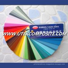 Diferentes tipos de pasta de color