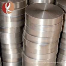 Китай ASTM b381 адвокатского сословия ранги gr5 ti6al4v, которые светлые поверхности титановых диска цена за кг