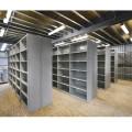 steel post light duty shelf