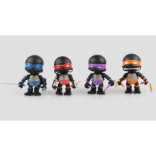 Mini Customized Teenage Action Figure Mutant PVC Ninja Turtles Toy