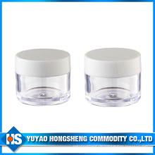 Hy-Pj-006e Gerade Form 10ml Plastikglas mit PP-Abdeckung