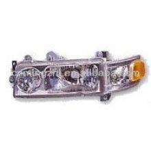 Farol conduzido Luz de barramento Farol de alta potência para 2001 TOYOTA COASTER HC-B-1014