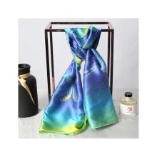 Nueva tela de seda de seda de morera de grado 6A