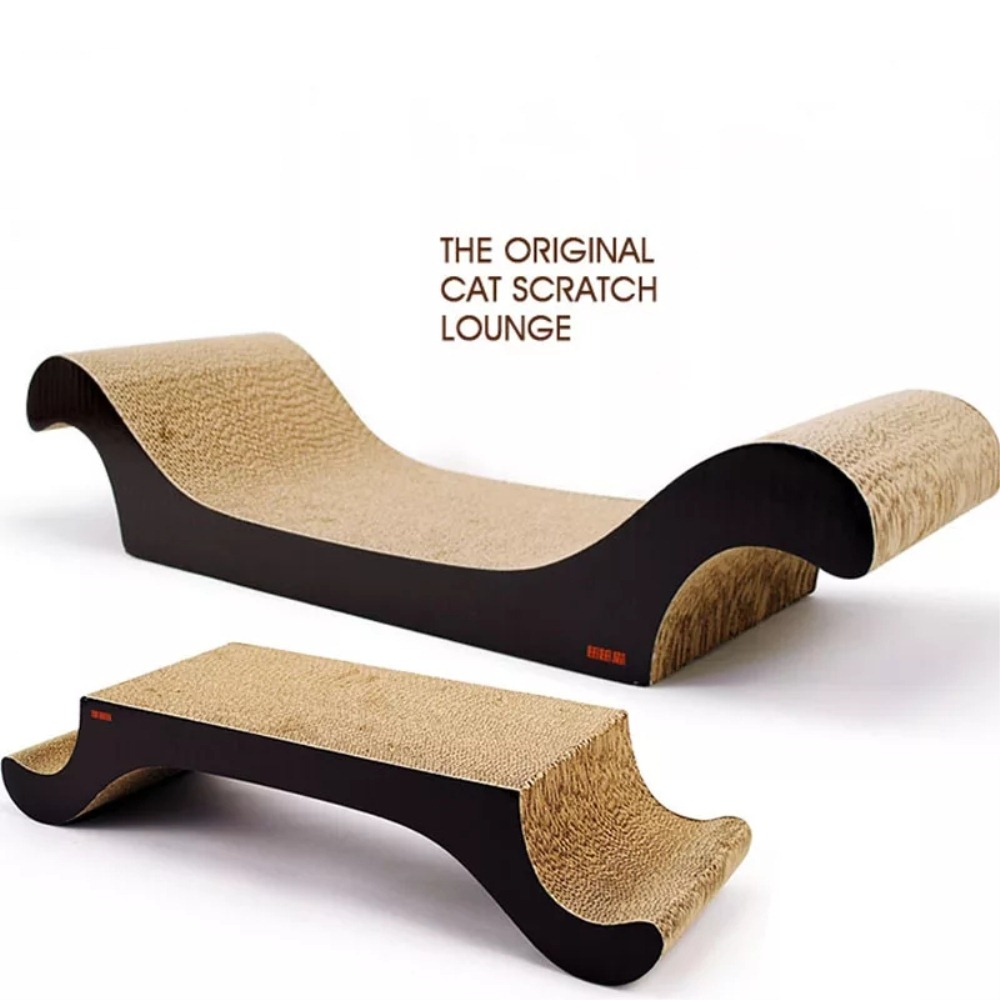 original scratch lounge for cats