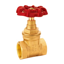 Brass Gate Valve,Full Port, Threaded Ends