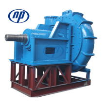 High efficiency wear resistant dredging pumps