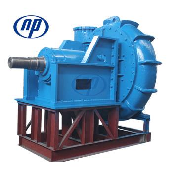 High efficiency wear resistant dredging pumps
