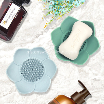 Dulang DRAINER CUSTOM SILICONE SOAP DISH DRAINER