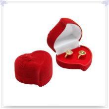 Cajas de embalaje cajas de joyas para los anillos de amante (bx0009)